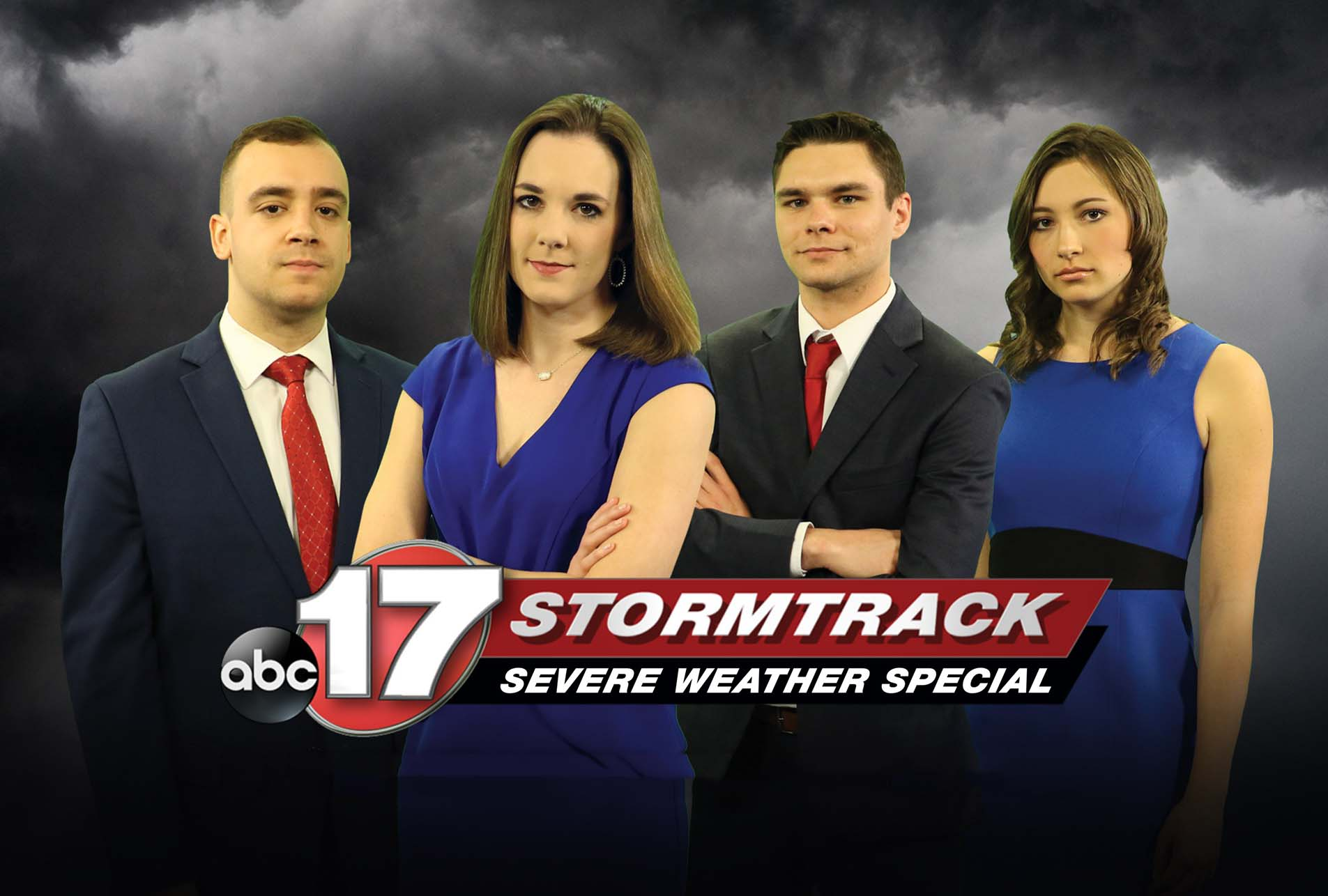 ABC 17 Stromtrack Weather Team