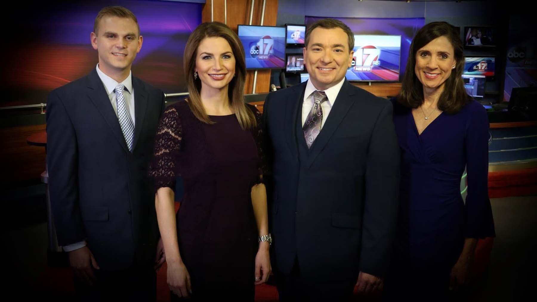 Andre Kauffman, Ashley, Joey Parker & Sharon Ray @ ABC 17