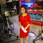 Deborah Kendrick at Studio of ABC 17 News