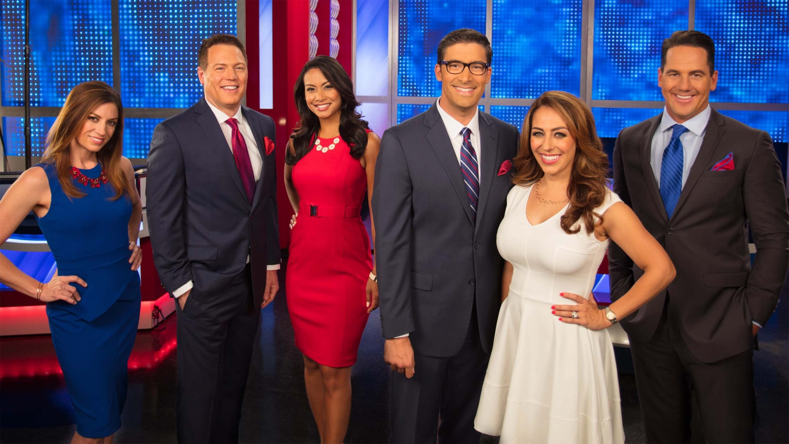 Morning Weather News Team Fox 5