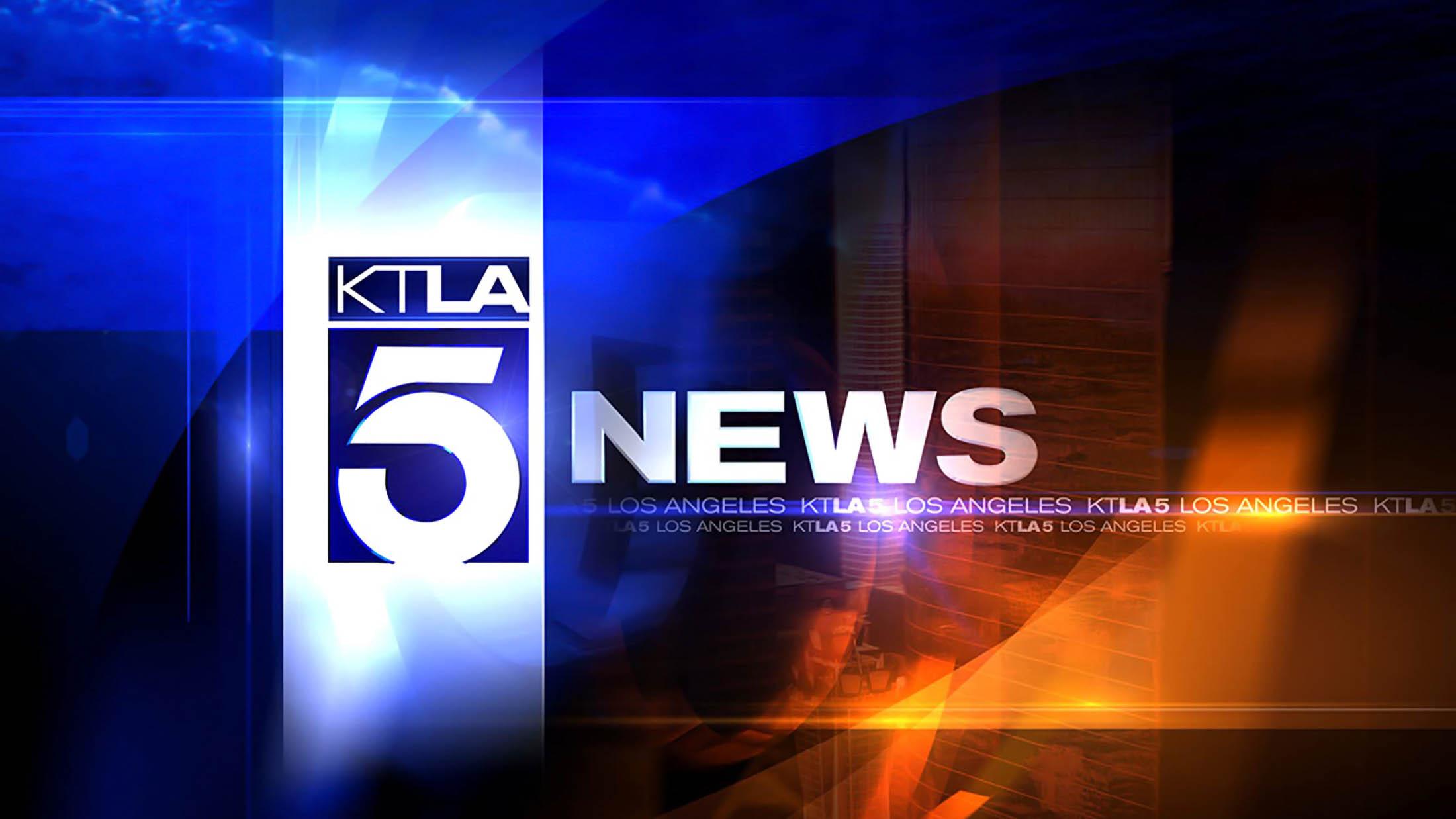 KTLA 5 News Banner