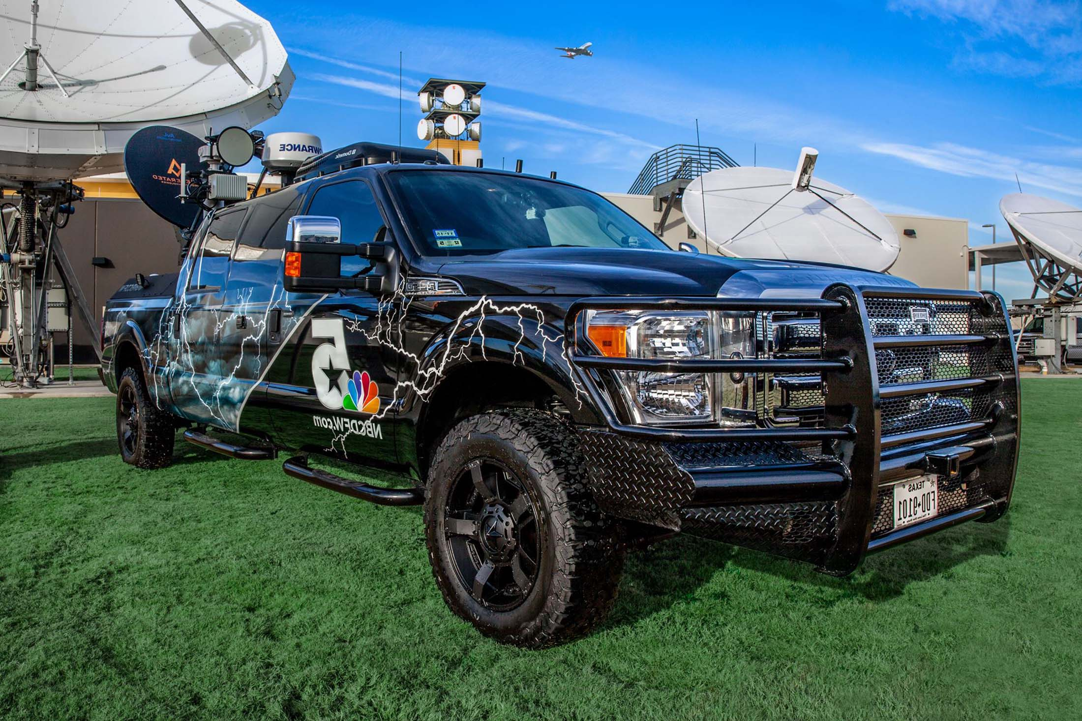 Thunder Truck TX NBC 5 Dallas