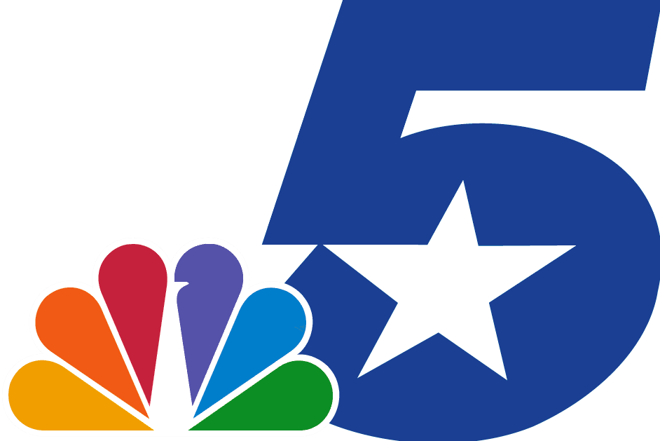 NBC 5 Dallas Logo