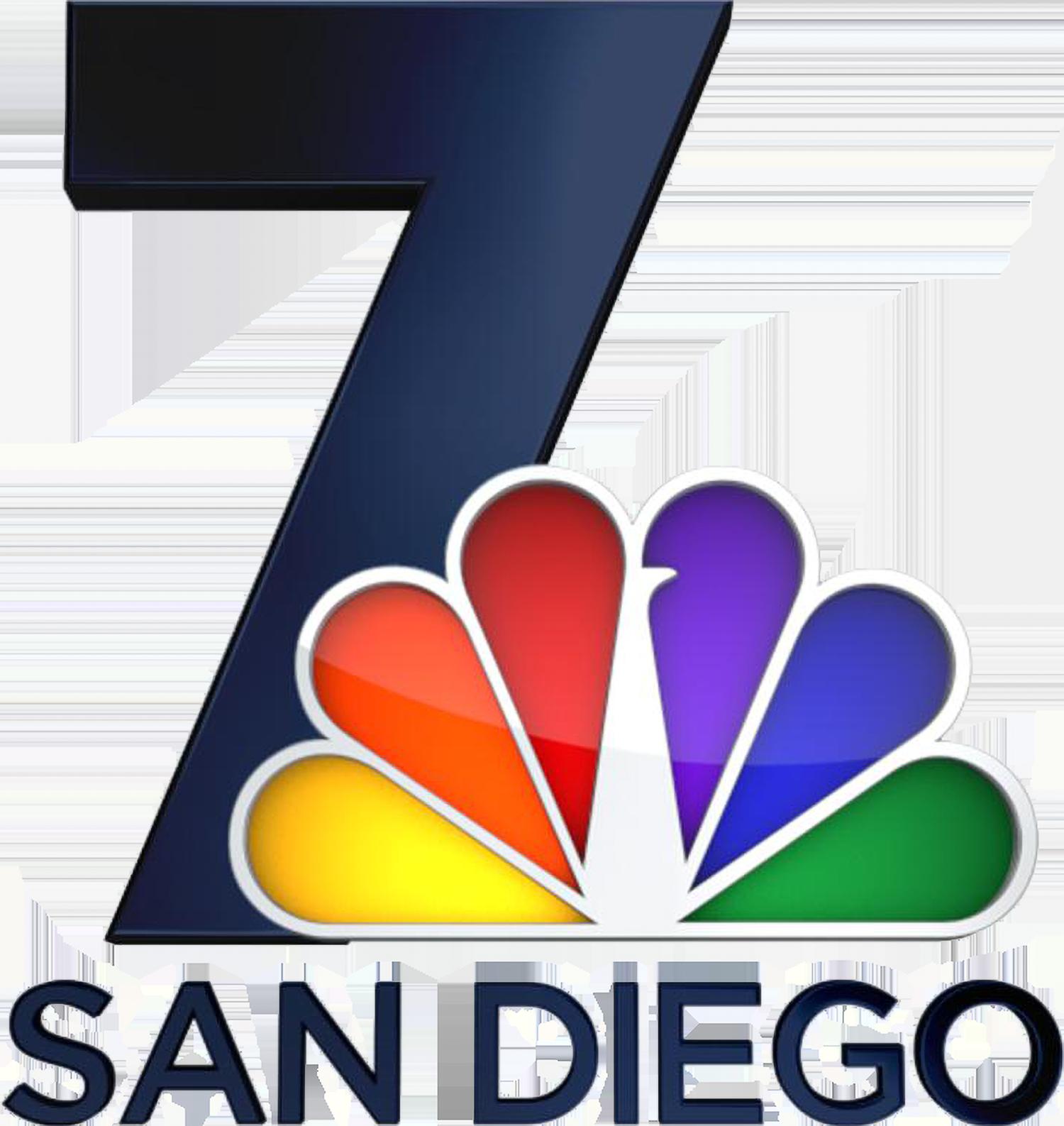 NBC 7 News News San Logo