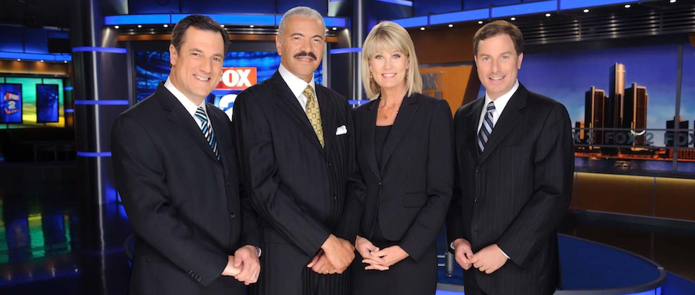 News Team of Fox 2 Detroit