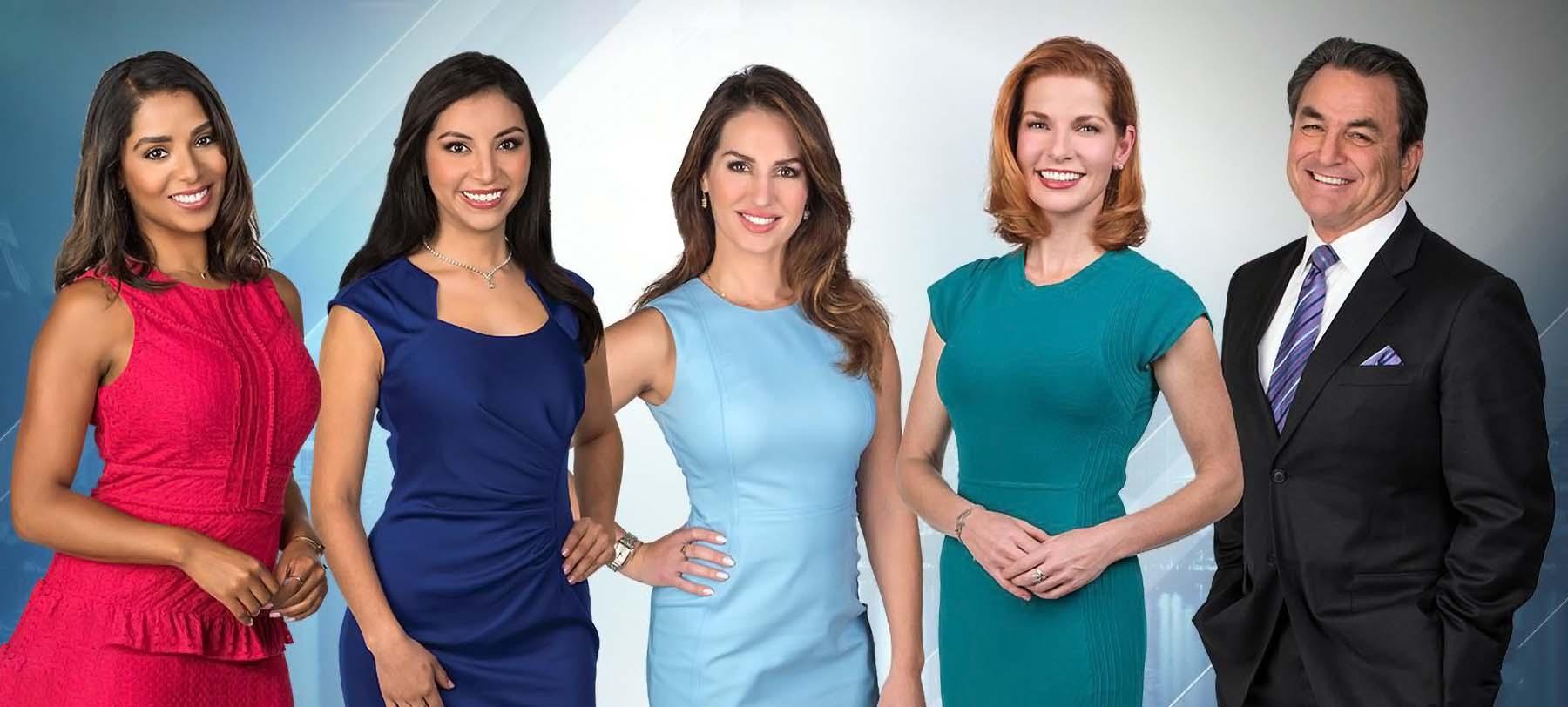 News Team of NBC 7