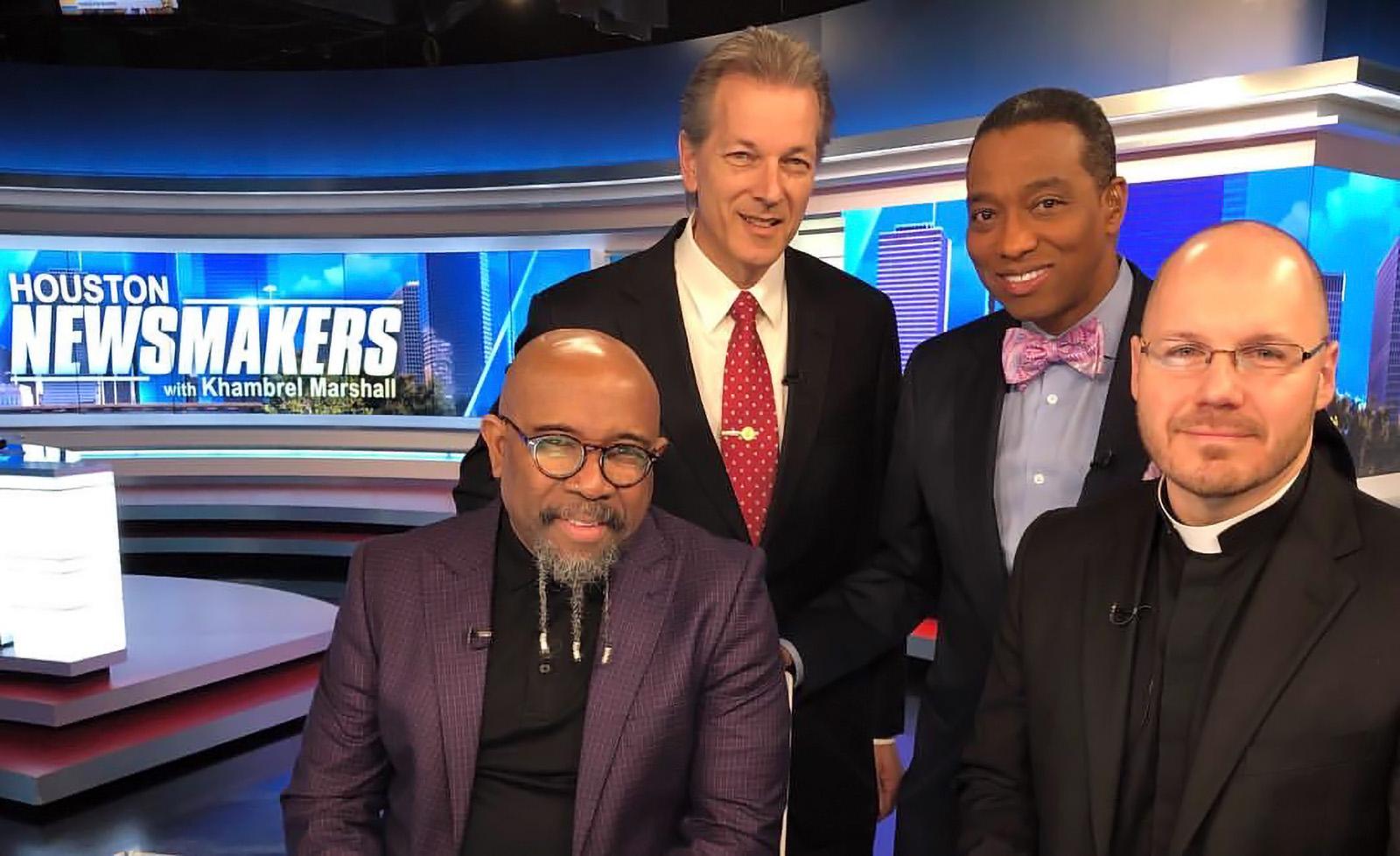 Click2Houston News Anchors Team