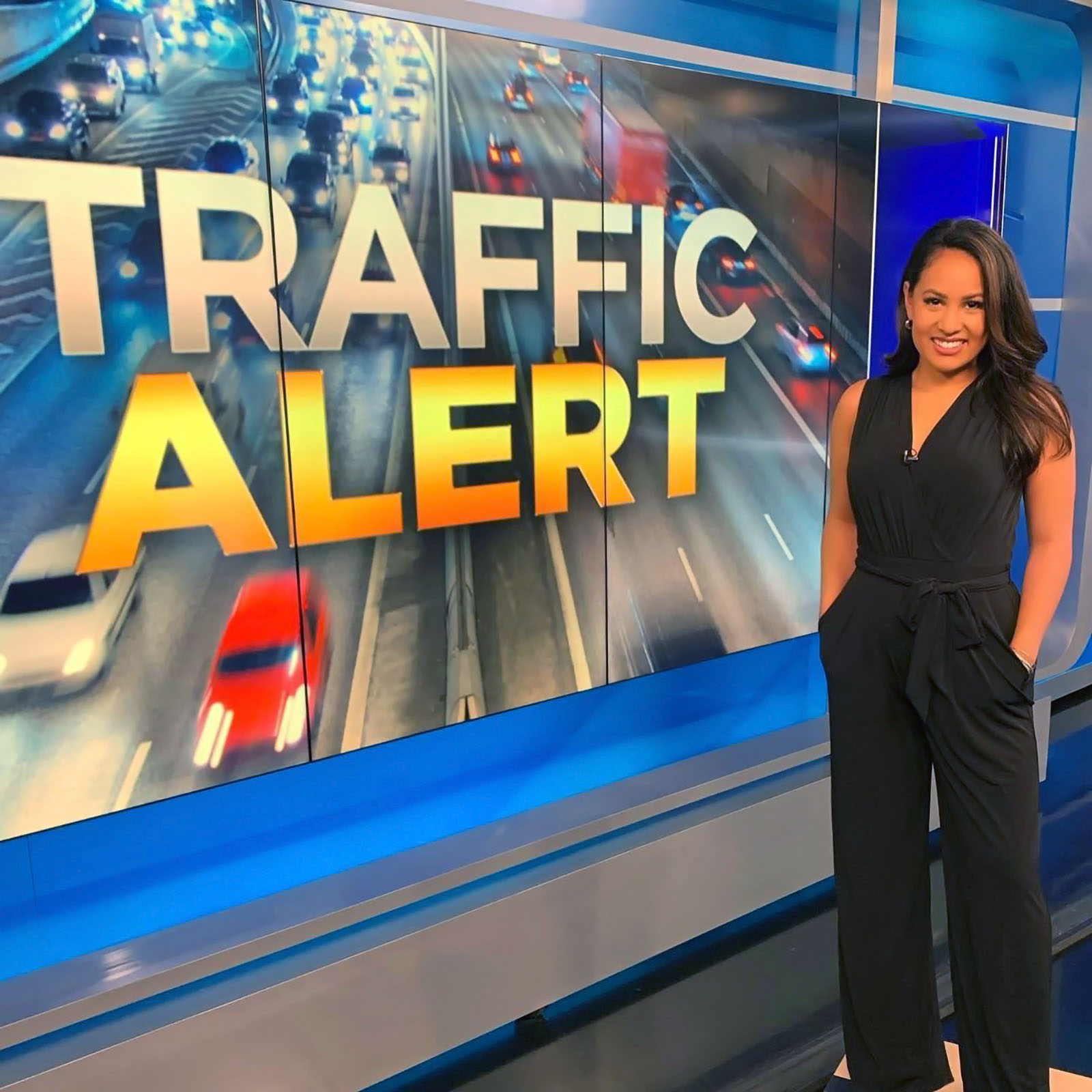 Click2Houston Traffic Update by Anavid Reyes