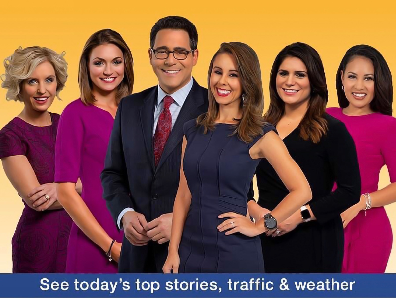 Click2Houston Weather, Traffic and Top Stories Casters