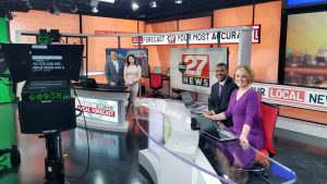 ABC 27 daybreak team