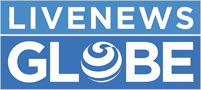 Live News Globe Logo