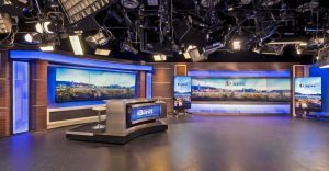 13 Action News studio