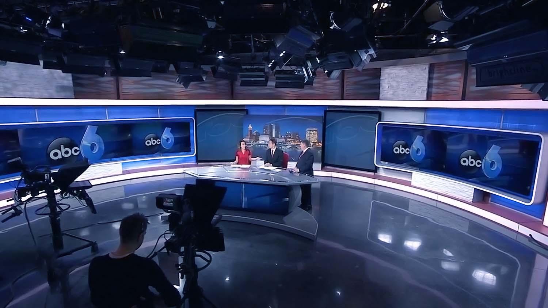 ABC 6 News Columbus studio
