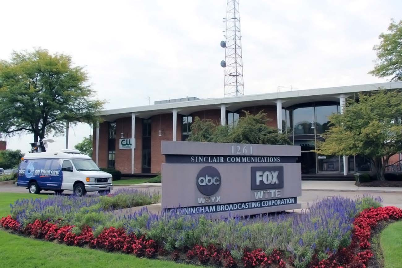 ABC 6 News office building