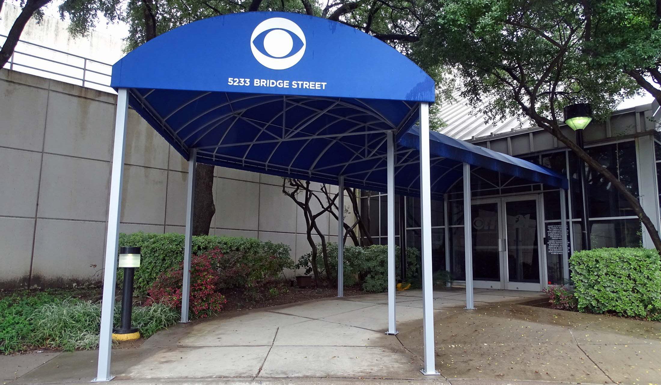CBS 11 News building