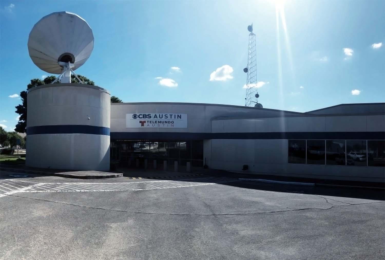 CBS Austin building