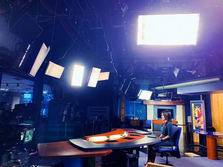 CBS Austin Live Streaming Studio
