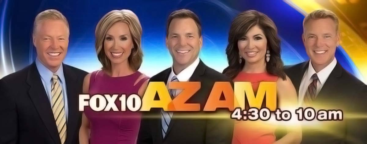Fox 10 News Team