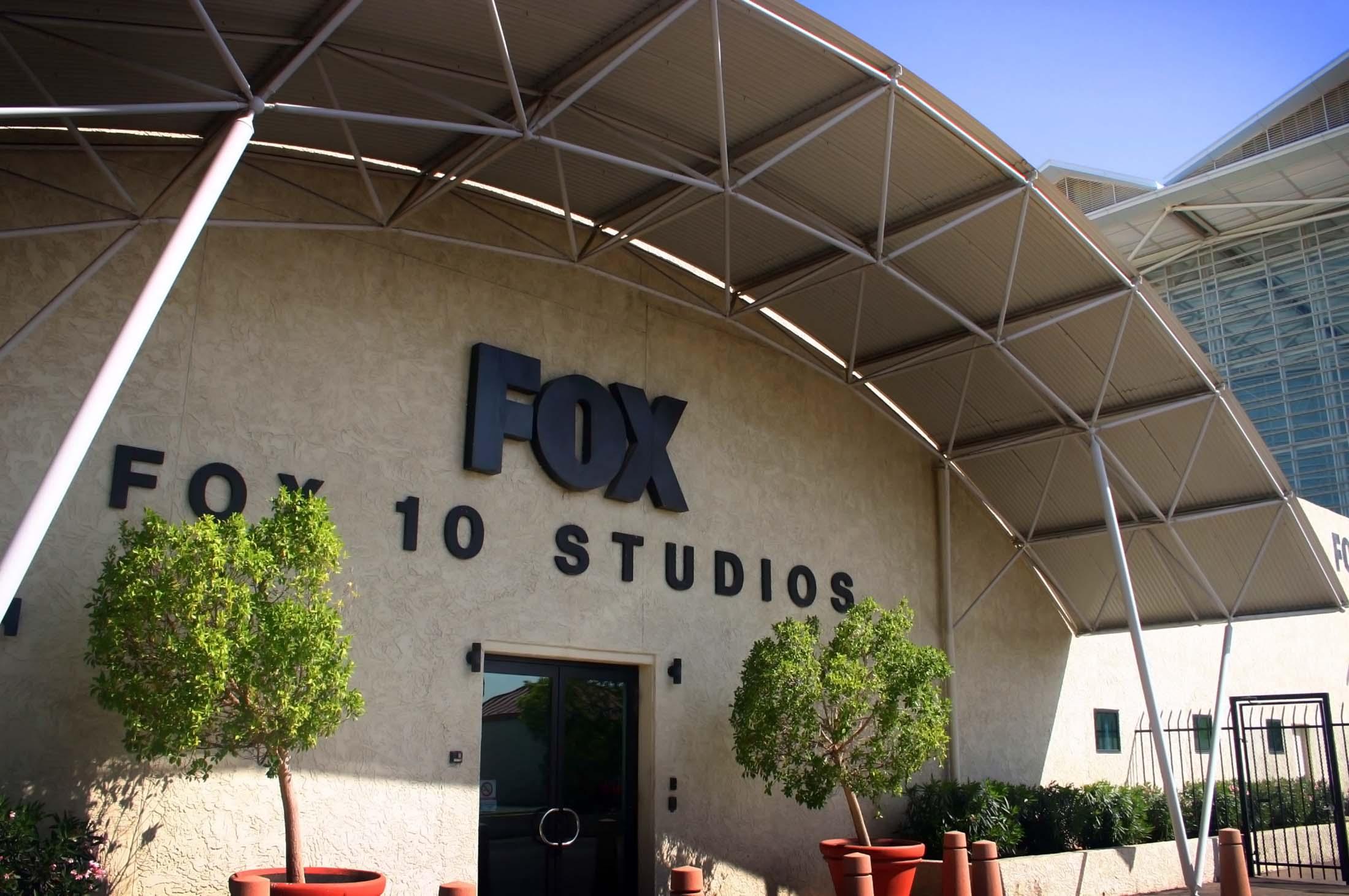 Fox 10 Phoenix building