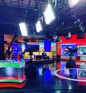 Fox 10 Phoenix studio