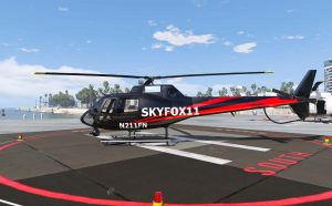 KTTV Fox 11 Los Angeles helicopter