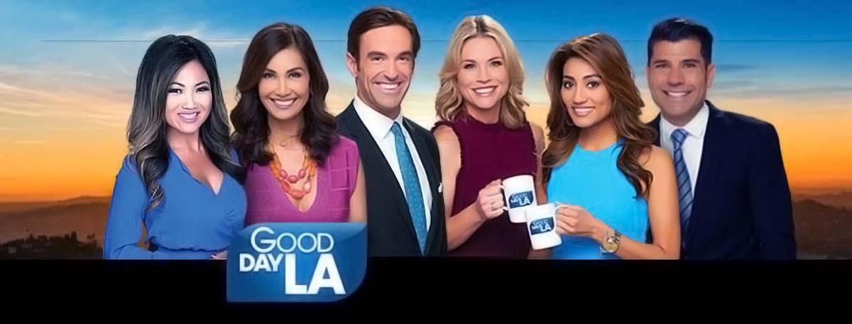 Fox 11 News Achors Team