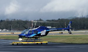 KPTV News helicopter