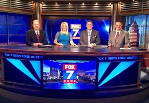 Fox 7 Austin news team
