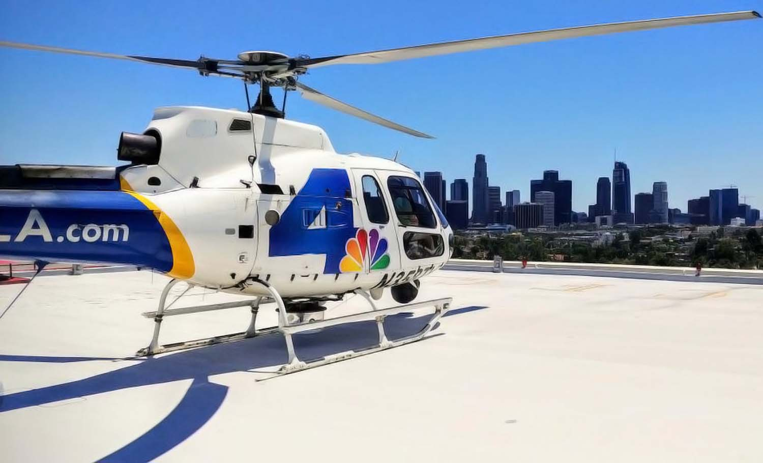 KNBC helicopter