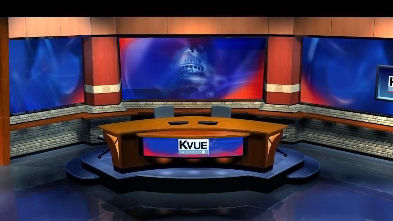KVUE News Austin studio