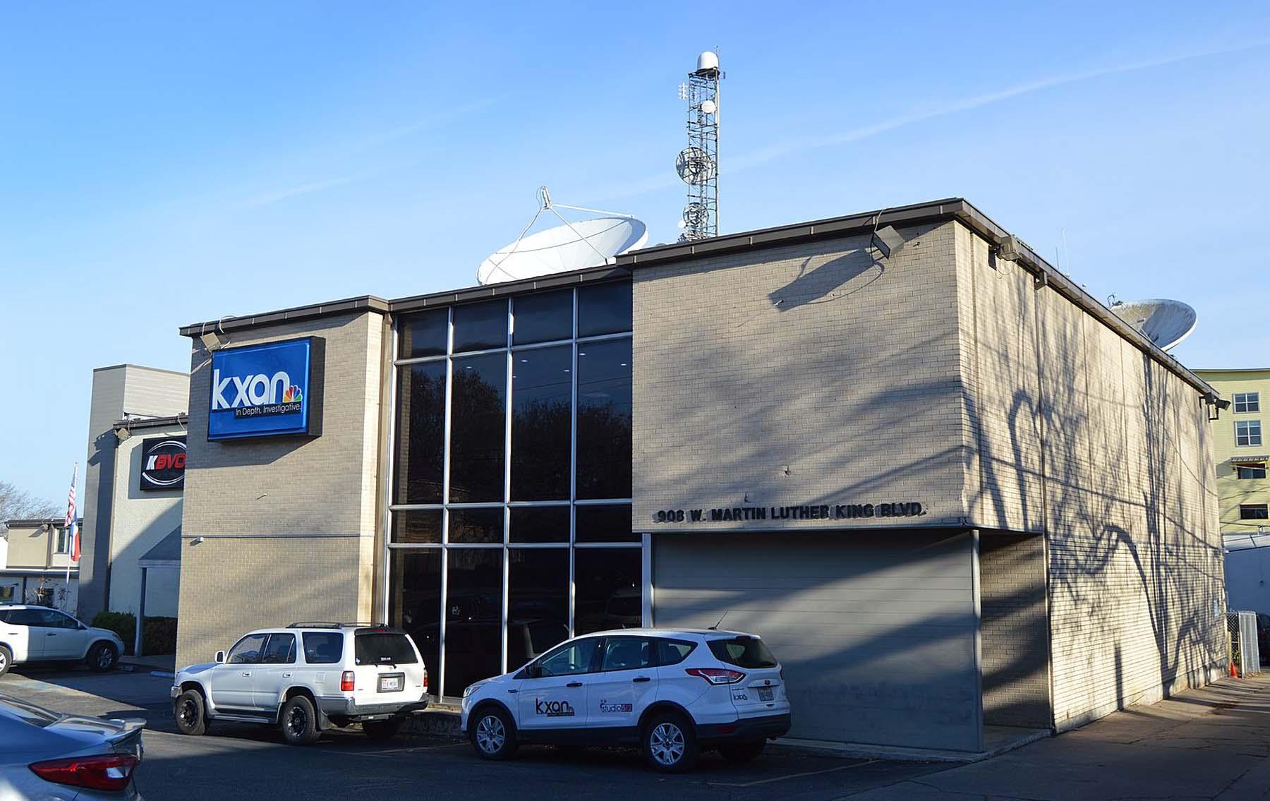 KXAN News building