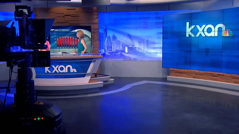 KXAN News studio