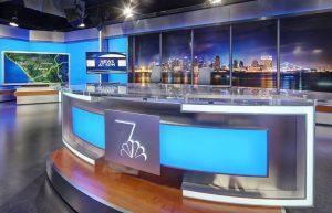 NBC7 News Studio