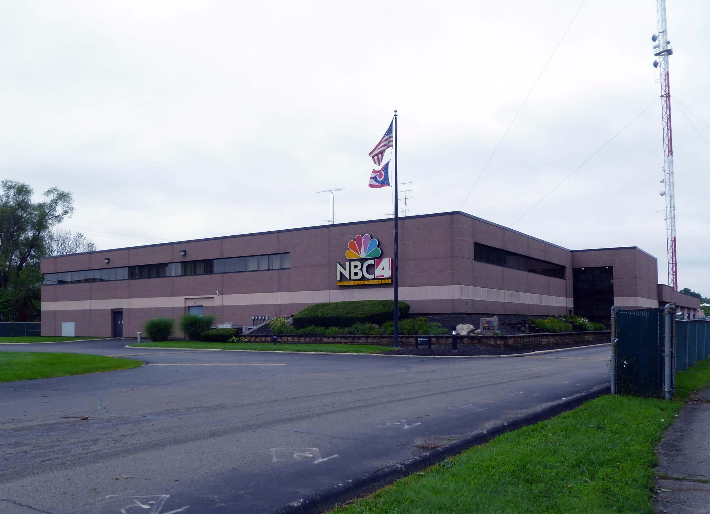 NBC 4 Columbus building
