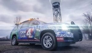 NBC 4 Columbus weather van