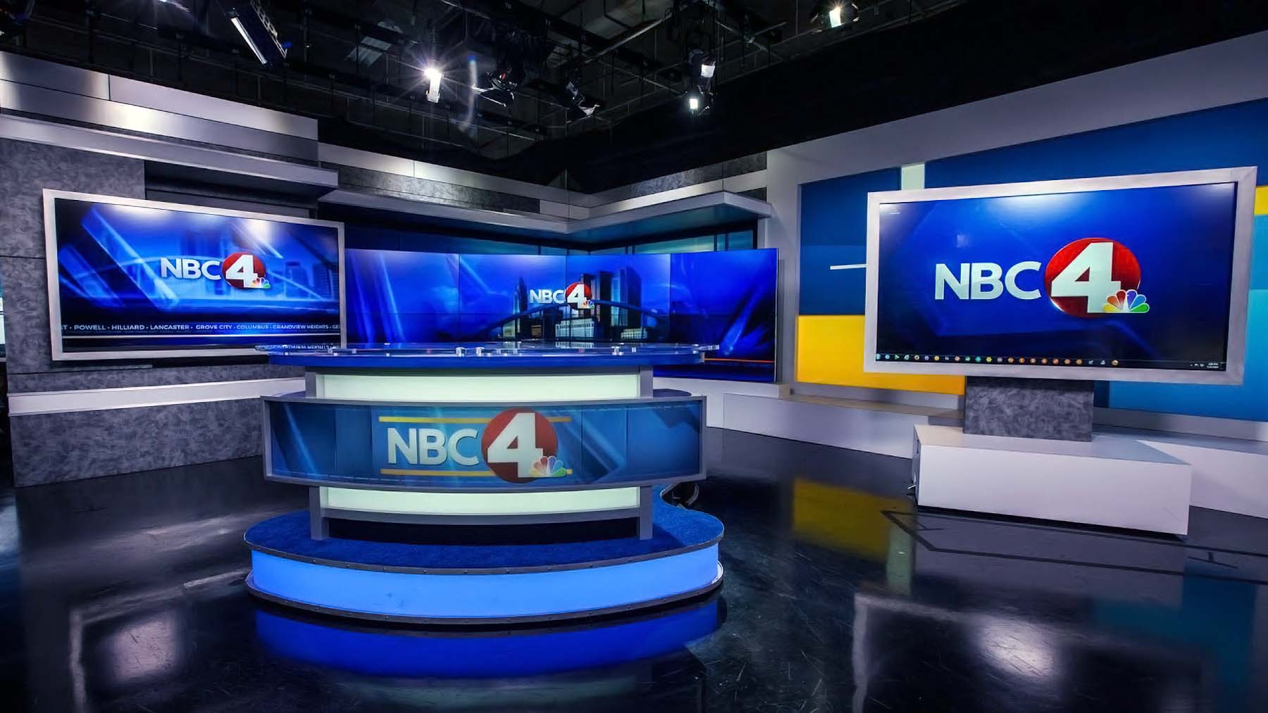 NBC 4 Washington studio
