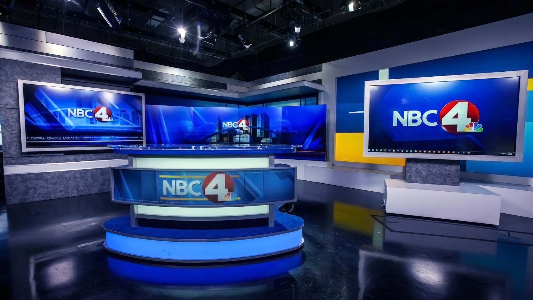 NBC 4 studio