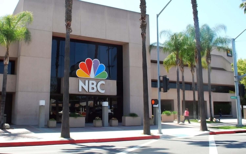 NBC 4 Los Angeles Office Building