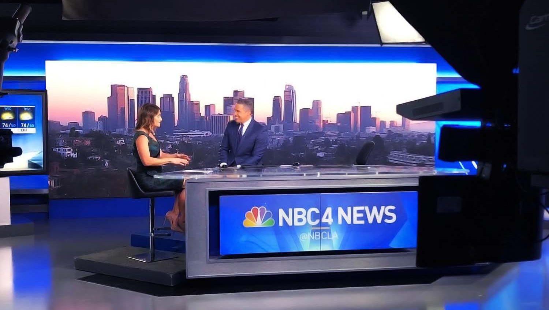 NBC Los Angeles studio