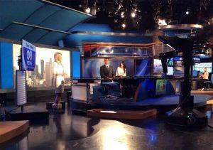 Sandra Mitchell at CBS this morning set