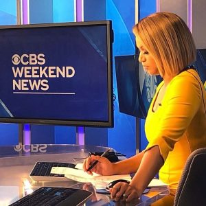 Shon Gables covering weekend news