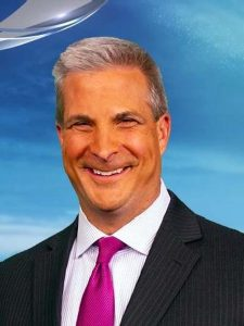 Tom Russell, weather expert of CBS 21 News