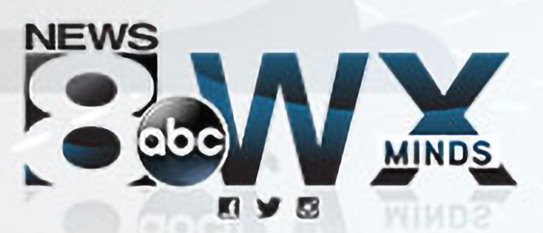 WFAA News 8 Weatherminds Logo