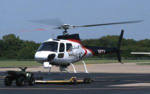 WFAA News helicopter