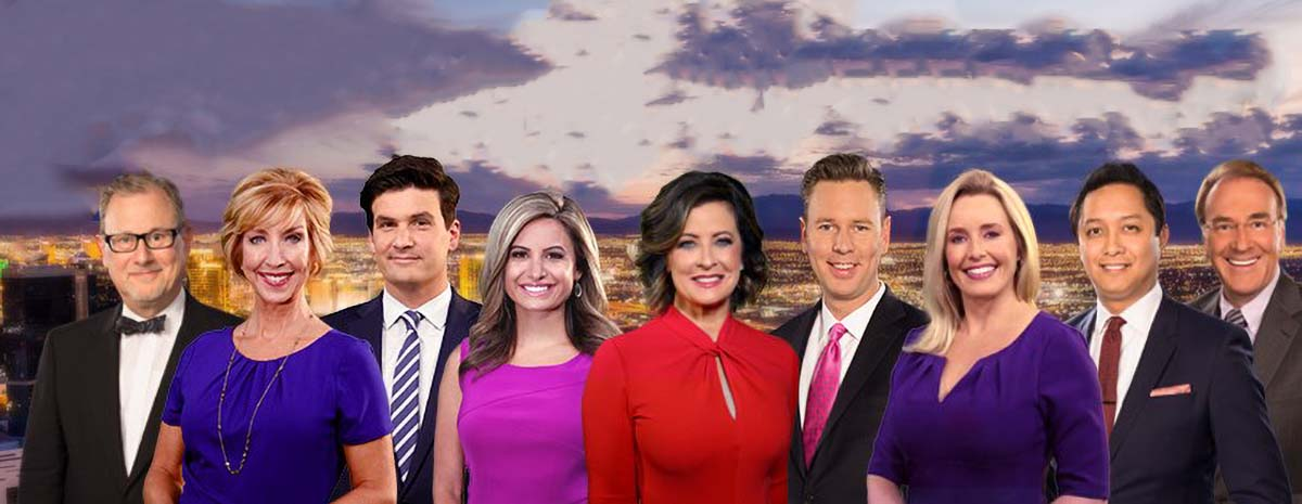 8 News Now newscasters