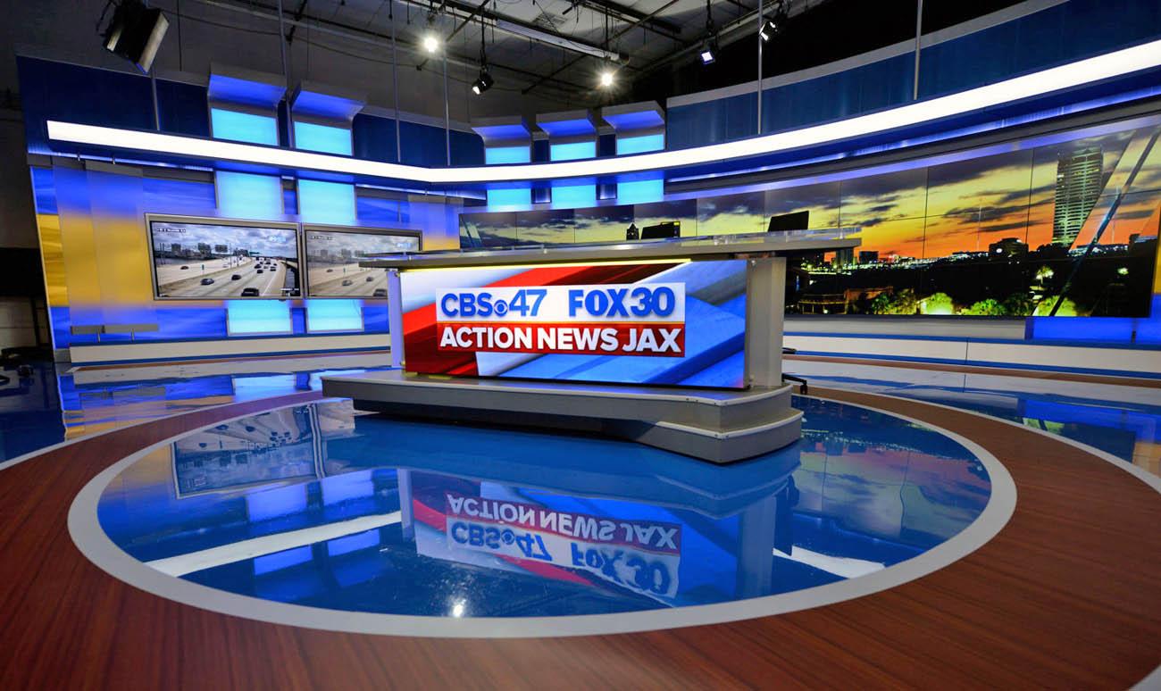 Action News Jax studio