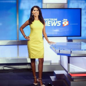 Spectrum News 9 Tampa newscaster