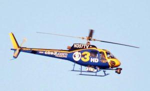CBS 3 News Philly news chopper