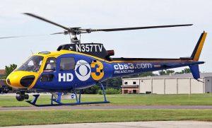 News Chopper for CBS 3 News Philly