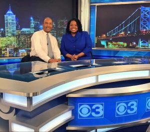 CBS 3 News Philly newscasters